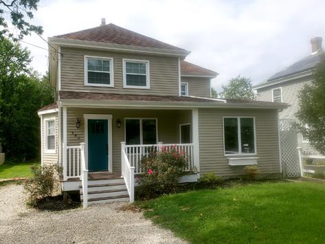 Remodeled home on Egg Harbor Rd.