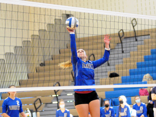 Hammonton High School volleyball sweeps St. Joseph
