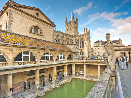 Rick Steves' Europe: Bath—England's cover girl