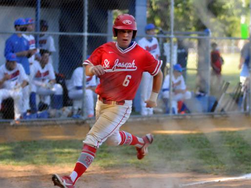 No-hitter, big wins for St. Joe baseball