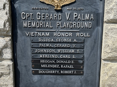 Honoring those who gave the last full measure of devotion