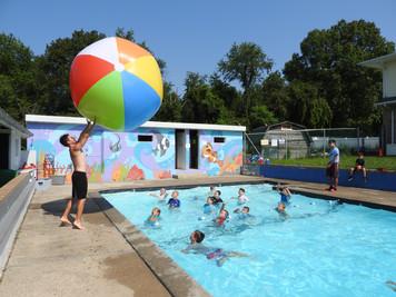 Summer fun at Camp Tuscaloosa