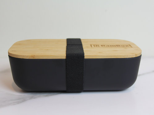 Black Lunch Box (700ml)