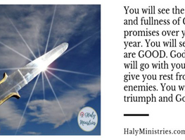 What Is God Saying concerning this coming year 5781 or 2021?