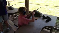 Shooting .22 Caliber Rifles