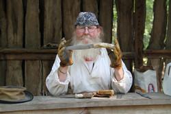 Mountain Man Blacksmith