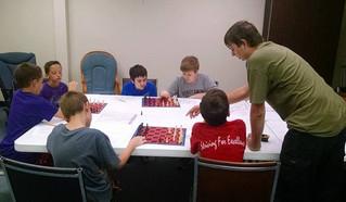 Chess Merit Badge Workshop