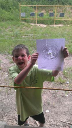 Bullseye!  Sort of...