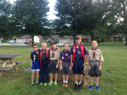 Raymore Cub Scout Pack 124 Webelos