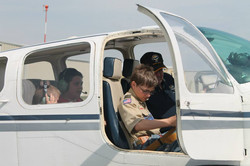 Young Eagles Flying Event