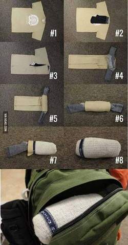 How to pack for camp