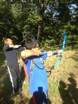 Cub Scout Archery