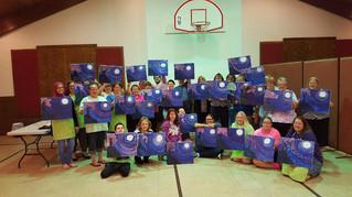 PaintNite Fundraiser