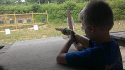 BB Gun Shooting