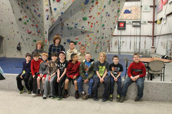 IBEX Climbing Event