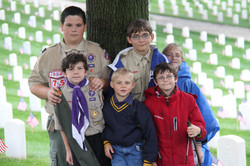 Raymore Scout Pack and Troop 124