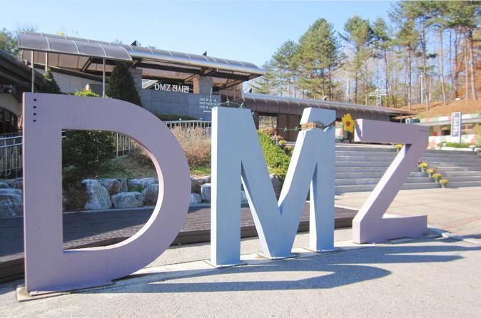JSA + DMZ combined Tour 2