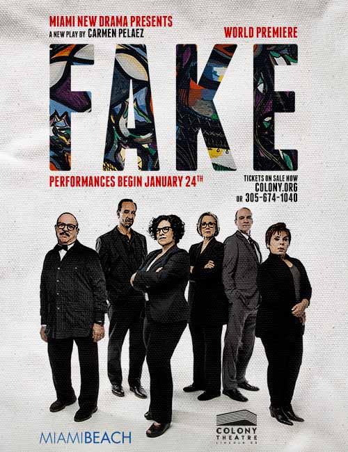 FAKE+Poster