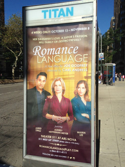 Romance Language by Joe Godfrey