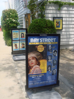 Shanghai Moon, Bay St. Theater 2008