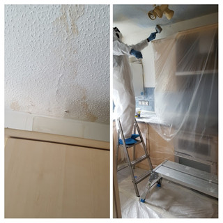 Atex Ceiling Removal