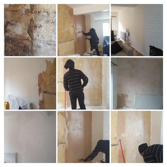 Painting & Decoration/Plastering