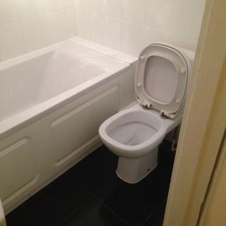 New Bathroom instalation