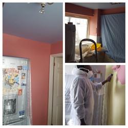 Redecorate a kitchen