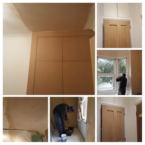 Painting & Decorating/Plastering