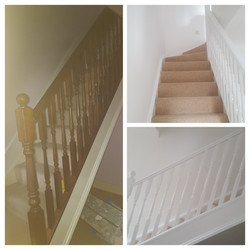 Redecorate a staircase