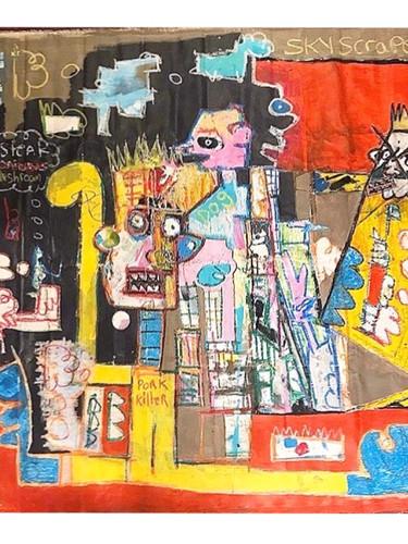 """Skyscraper"" by Calem Glover"