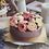 Thumbnail: Korean flower piping cake 18/10