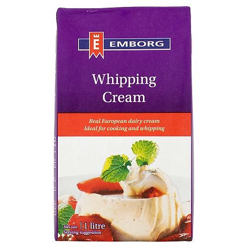 วิปปิ้งครีม Emborg 1 lit