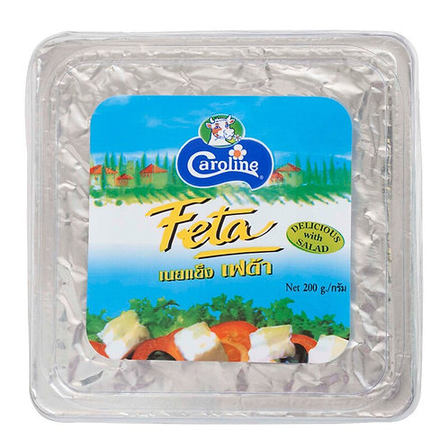 feta cheese ตรา calorine