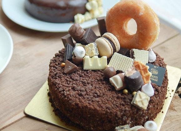 Toblerone  cheesecake 1pound