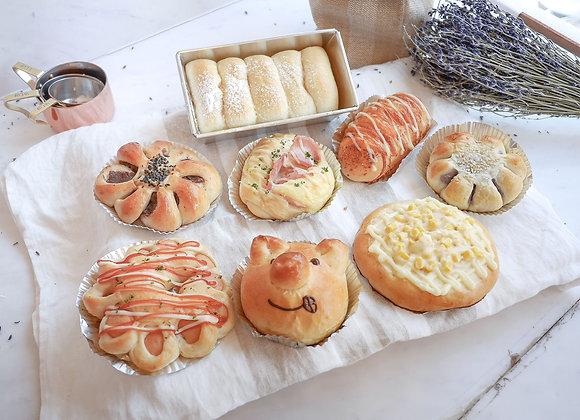 Hokkaido Bread 15/3