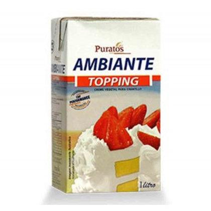 puratos whipping cream ambiante 1 lit