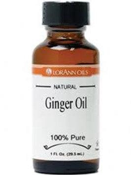 ginger essence Lorann oils  29.5ml