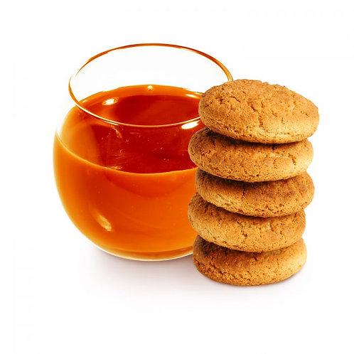 biscotti cookie paste ตรา pregel 3 kg
