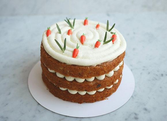 Carrot cake 1 pound