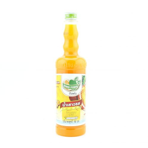 passion fruit syrup ตราติ่งฟง