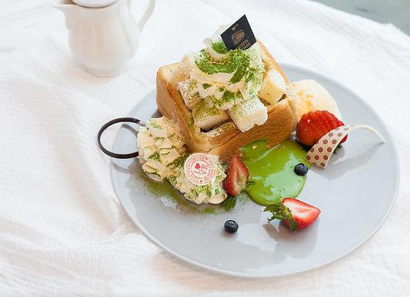 [Valentines] Toast matcha lava13/2
