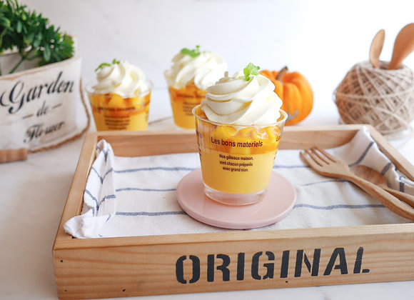 Mango pudding & เต้าฮวยพุดดิ้งมะพร้าวอ่อน 9/12