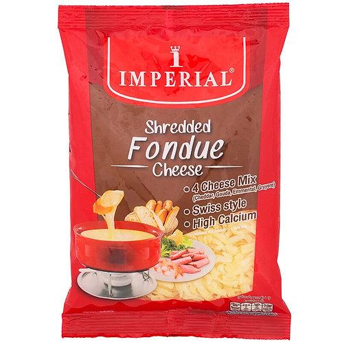 fondue cheese ขูดแล้ว ตราอิมพีเรียล