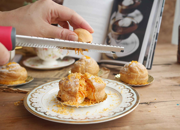 Choux salted egg 18/11