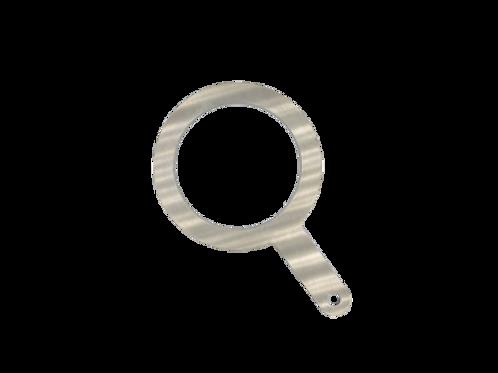 วงแหวนโลหะสำหรับพ่นไฟชานม