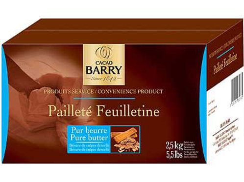 royaltine cocoa barry 2.5 kg