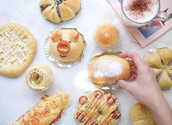 Hokkaido Bread 11/8