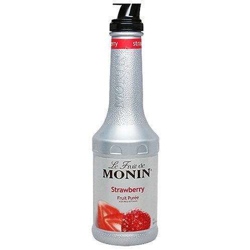 strawberry puree syrup MONIN