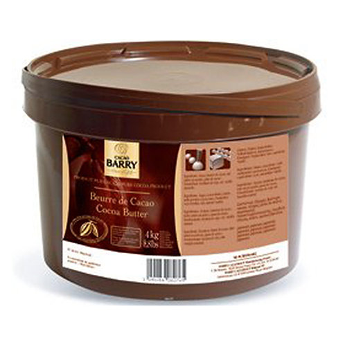 cocoa butter cocoa barry 500g
